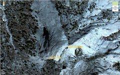 sugarloaf satellite image. <br />