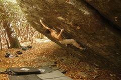 Rock Climbing Photo: Hades