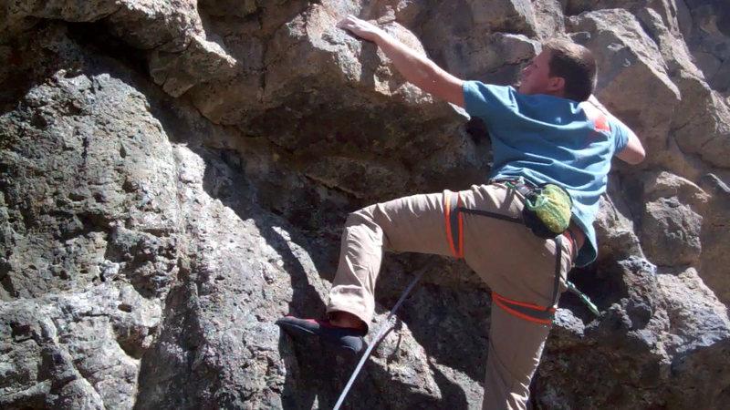 Rock Climbing Photo: 4-Alarm Fire