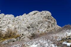 Rock Climbing Photo: Upper Reef
