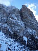 Rock Climbing Photo: Womb, 10/26/12.