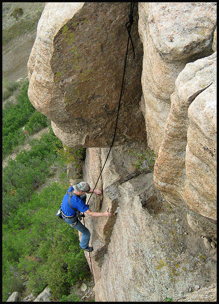 "Rock Climbing Photo: Locker on ""Conspicuous Consumption"". Pho..."