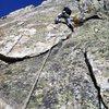 Up on the ridge