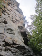 Rock Climbing Photo: Shadowhawk