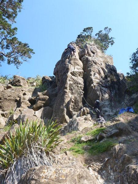 Rock Climbing Photo: Ariaan Makarena