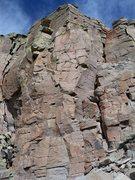 Rock Climbing Photo: Very Fine Route!