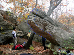 Rock Climbing Photo: Beta