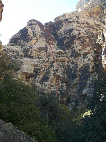 Rock Climbing Photo: Creature Feature.