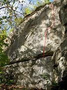 Rock Climbing Photo: Refer to photo