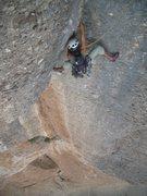 Rock Climbing Photo: CADE. Paret de Diables. Montserrat