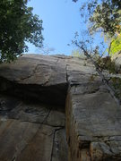 Rock Climbing Photo: Points of Contact, T-Wall