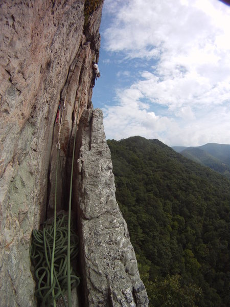 Rock Climbing Photo: Soler