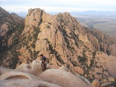 Rock Climbing Photo: Great summit!