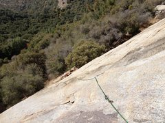 Rock Climbing Photo: Seven Bolts.