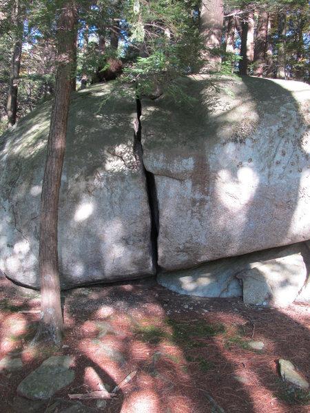 Rock Climbing Photo: Short but fun