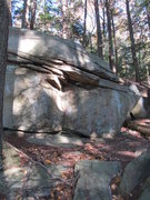 Rock Climbing Photo: Do this route.