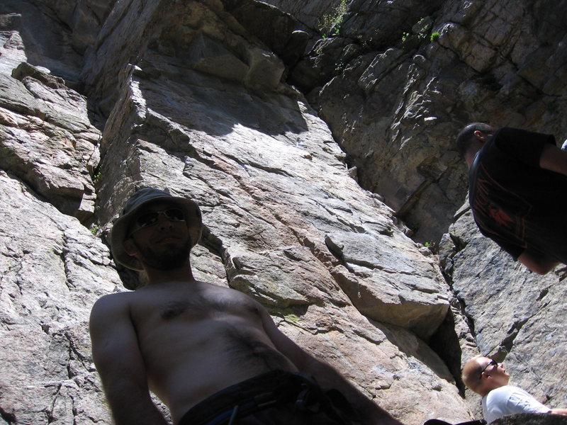 Rock Climbing Photo: Animal World