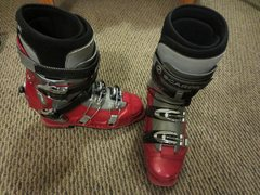 Rock Climbing Photo: Denali TT AT Boot.  Boot sole length 313mm