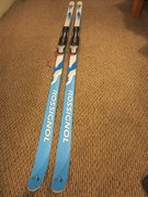 Rock Climbing Photo: Rossignol BC 65 cross country ski. Length 185.