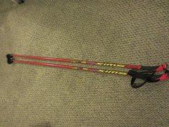 Rock Climbing Photo: Swix cross country ski pole. Length 130 cm.