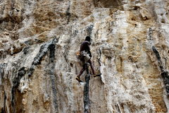 "Rock Climbing Photo: Sweet tufa action on ""kulturistika"" (5.1..."