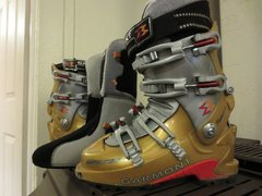 Rock Climbing Photo: Garmont Megastar Size 23. Brand new liners.
