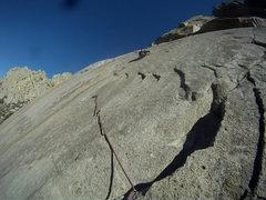 Rock Climbing Photo: tooth fairy