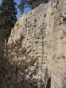 Rock Climbing Photo: Gregory 1 of 17 (1) Inconceivable(now independant ...