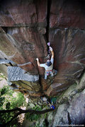 Rock Climbing Photo: Breakfast of Champs at Devil's Lake photo by Matt ...