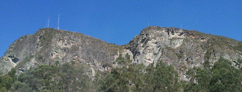 Rock Climbing Photo: Cojitambo
