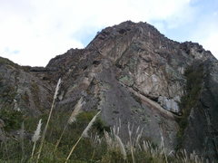 Rock Climbing Photo: Zone 4, where most recent development has taken pl...