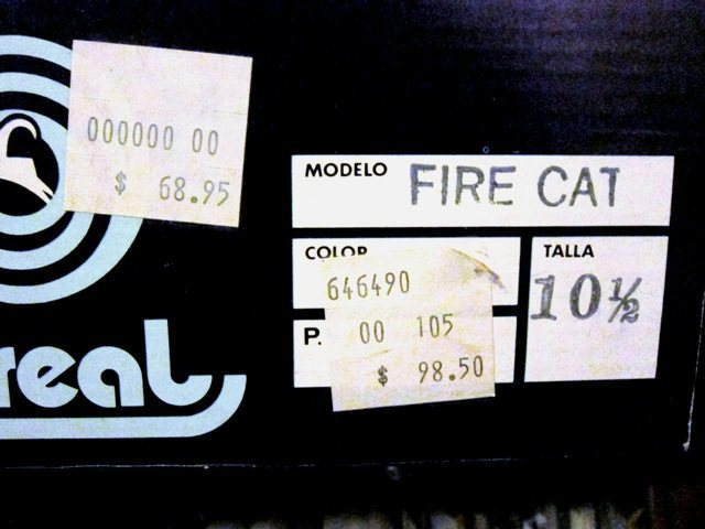 Fire Cats circa 1985