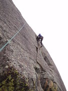 Rock Climbing Photo: Assuming the North Face route is on the West Face,...