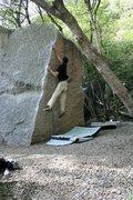 Rock Climbing Photo: Das craigers cruisin the crimp fest!