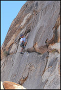 "Rock Climbing Photo: Russ Walling on ""With Malice and Forethought&..."