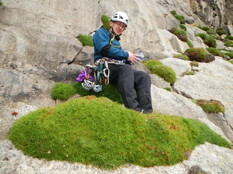 Rock Climbing Photo: tuffett