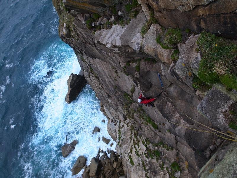 Rock Climbing Photo: destiny
