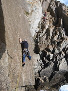 Rock Climbing Photo: cull