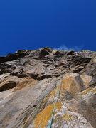 Rock Climbing Photo: cithaeron