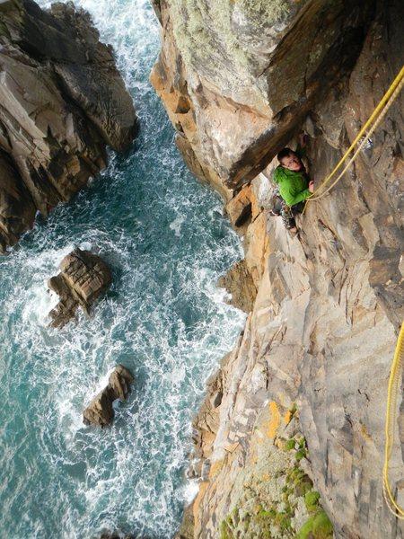Rock Climbing Photo: citaeron