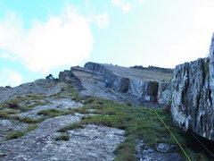 Rock Climbing Photo: archtempter