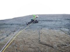 Rock Climbing Photo: sacrecoeur