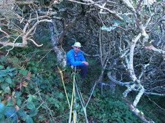 Rock Climbing Photo: tempter belay