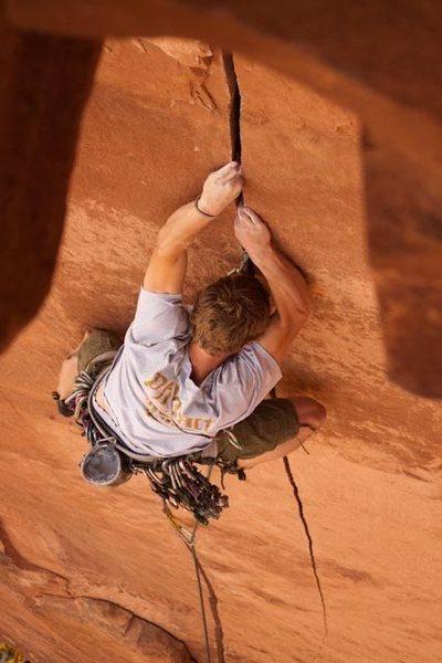 Rock Climbing Photo: Longs Canyon
