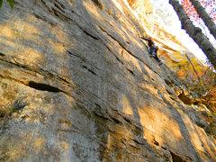 Rock Climbing Photo: No Sleep Til' Campton