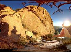 Rock Climbing Photo: Crisis Center.