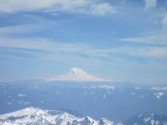 Rock Climbing Photo: Mount Adams