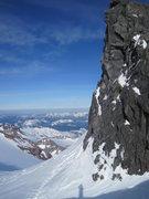 Rock Climbing Photo: Rainier Rock