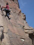 Rock Climbing Photo: Santa Fe