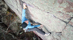 Rock Climbing Photo: The Good, the Bad, and the Jacked. Some jacked seq...